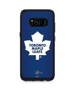 Toronto Maple Leafs Solid Background Otterbox Symmetry Galaxy Skin