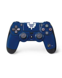 Toronto Maple Leafs Solid Background PS4 Controller Skin