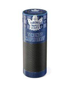 Toronto Maple Leafs Vintage Amazon Echo Skin