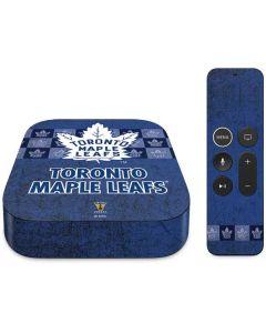 Toronto Maple Leafs Vintage Apple TV Skin