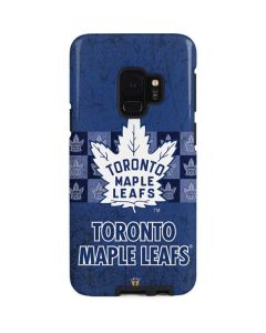 Toronto Maple Leafs Vintage Galaxy S9 Pro Case