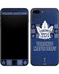 Toronto Maple Leafs Vintage iPhone 8 Plus Skin