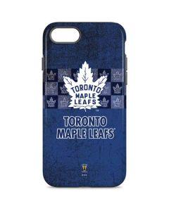 Toronto Maple Leafs Vintage iPhone 8 Pro Case