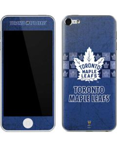 Toronto Maple Leafs Vintage Apple iPod Skin