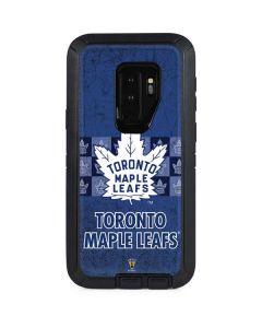 Toronto Maple Leafs Vintage Otterbox Defender Galaxy Skin