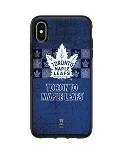 Toronto Maple Leafs Vintage Otterbox Symmetry iPhone Skin