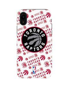 Toronto Raptors Logo Blast iPhone XR Pro Case