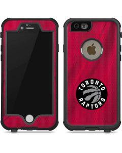 Toronto Raptors Logo iPhone 6/6s Waterproof Case