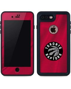 Toronto Raptors Logo iPhone 7 Plus Waterproof Case
