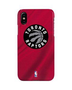 Toronto Raptors Logo iPhone XS Max Lite Case