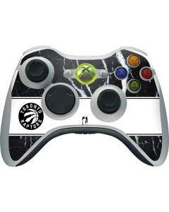 Toronto Raptors Marble Xbox 360 Wireless Controller Skin
