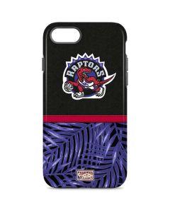 Toronto Raptors Retro Palms iPhone 8 Pro Case