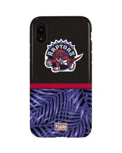 Toronto Raptors Retro Palms iPhone XR Pro Case