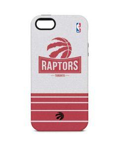 Toronto Raptors Static iPhone 5/5s/SE Pro Case