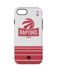 Toronto Raptors Static iPhone 8 Pro Case