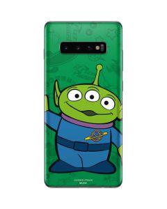 Toy Story Alien Galaxy S10 Plus Skin