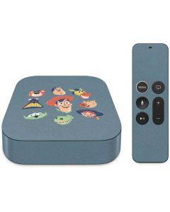 Toy Story Crew Apple TV Skin