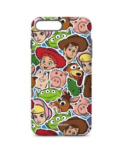 Toy Story Outline iPhone 7 Plus Pro Case