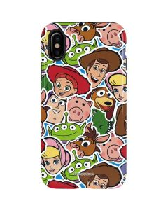 Toy Story Outline iPhone X Pro Case