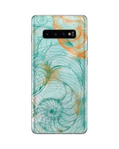 Tranquility Galaxy S10 Plus Skin