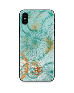 Tranquility iPhone X Skin