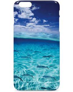 Transparent School of Fish iPhone 6/6s Plus Lite Case