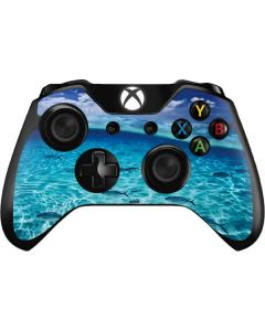Transparent School of Fish Xbox One Controller Skin