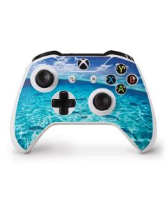 Transparent School of Fish Xbox One S Controller Skin