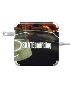 TransWorld Luminescent Skate Park Lights Apple Charger Skin