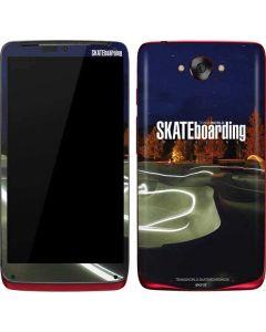 TransWorld Luminescent Skate Park Lights Motorola Droid Skin