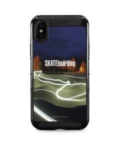 TransWorld Luminescent Skate Park Lights iPhone XS Cargo Case