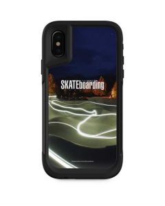 TransWorld Luminescent Skate Park Lights Otterbox Pursuit iPhone Skin