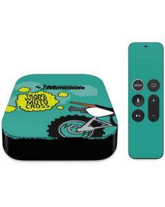 TransWorld Motocross Animated Apple TV Skin