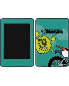 TransWorld Motocross Animated Amazon Kindle Skin
