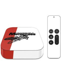 TransWorld Motocross Apple TV Skin