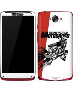 TransWorld Motocross Motorola Droid Skin