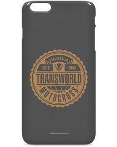 TransWorld Motocross Established 2000 iPhone 6/6s Plus Lite Case