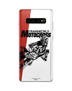 TransWorld Motocross Galaxy S10 Plus Skin