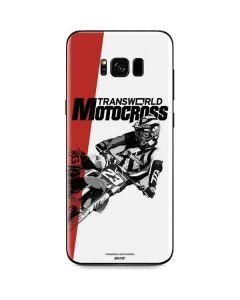 TransWorld Motocross Galaxy S8 Plus Skin