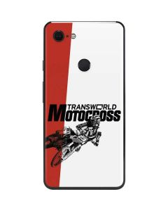 TransWorld Motocross Google Pixel 3 XL Skin