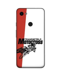 TransWorld Motocross Google Pixel 3a Skin
