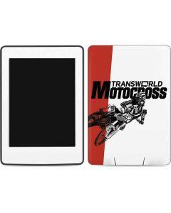 TransWorld Motocross Amazon Kindle Skin