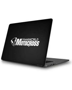 TransWorld Motocross Logo Apple MacBook Pro Skin