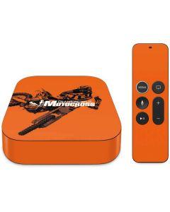 TransWorld Motocross Magazine Apple TV Skin