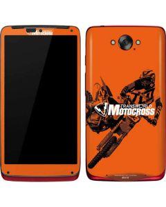 TransWorld Motocross Magazine Motorola Droid Skin