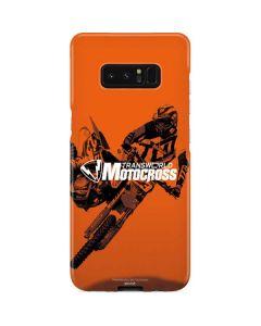 TransWorld Motocross Magazine Galaxy Note 8 Lite Case
