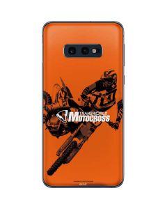 TransWorld Motocross Magazine Galaxy S10e Skin