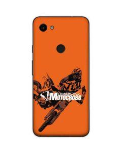 TransWorld Motocross Magazine Google Pixel 3a Skin