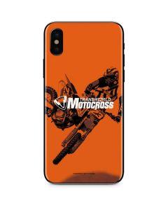 TransWorld Motocross Magazine iPhone X Skin