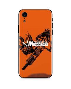 TransWorld Motocross Magazine iPhone XR Skin